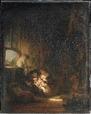 raking light studies