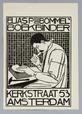 Bommel, Elias P. van (boekbinder)
