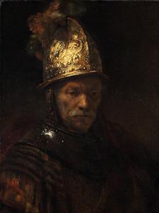 De man met de gouden helm