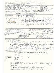 microchemische of natchemische testen
