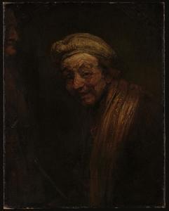 Zelfportret als Zeuxis