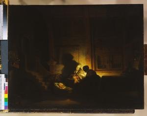normal light studies