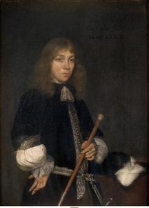 Portret van Cornelis de Graeff (1650-1678)