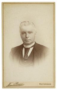 Portret van Francois Haverschmidt (1835-1894)