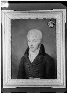 Portret van Daniel Pompejus Johannes van der Staal (1774-1858)
