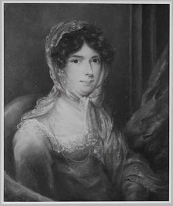 Portret van Annie Hill (1776- )