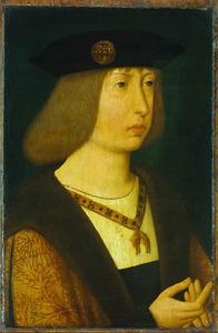 Portret van Philips 'de Schone' van Habsburg (1478-1506)