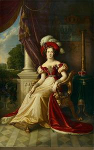 Portret van Marianne prinses van Oranje Nassau (1810-1883)