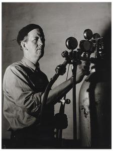 Portret van Willem Reyers