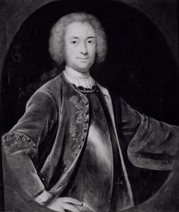 Portret van Maurits Carel Georg Wilhelm van Ripperda (1695-1751)