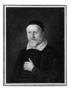 Portret van Leonardus Marius (1588-1652)