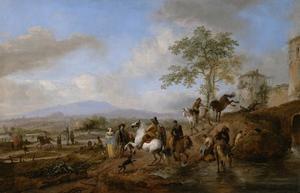 Een paardenwed