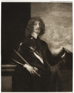 Portret van Sir Edmund Verney (1590-1642)