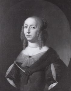 Portret van Stephania Torck ( 1623-1702)