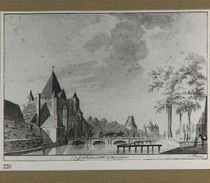 Haarlem, de Grote Houtpoort