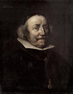 Portret van Wolfgang Wilhelm von der Pfalz-Neuburg (1578-1653)