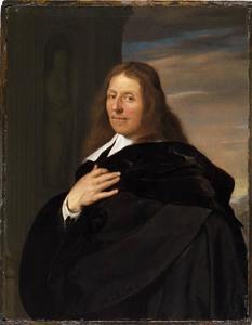 Portret van een 52-jarige man