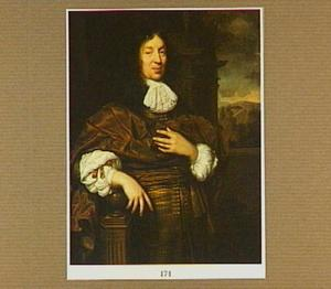 Portret van een man, genaamd de chevalier de Smeth de Hironcourt (?-?)