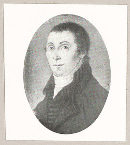 Portret van Jan Mattheus Nieuwenkamp (1764-1824)