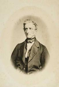 Portret van Frans Nicolaas Marius Eijck (1806-1876)
