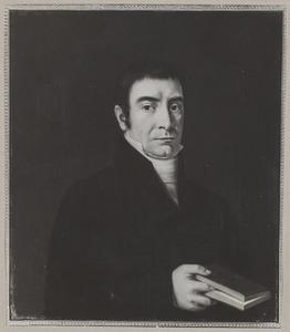 Portret van Nicolaas Messchaert (1774-1833)