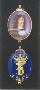 Portret van Frederik III van Denemarken (1609-1670)