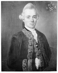 Portret van Frederik Gijsbert van Dedem van de Gelder (1743-1820)