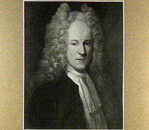 Portret van Jan Pieter van Mansvelt (1686-1755)