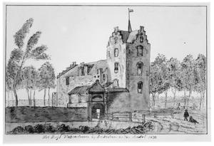 Het huis Kostverloren aan de Amstel