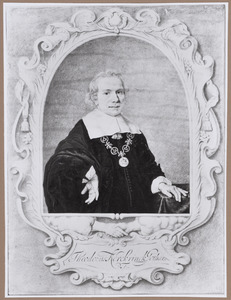 Portret van DirckGodertsz. Kerckrinck 1604-....)