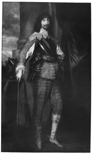 Portret van George Gordon, 2nd Marquess of Huntly (1592-1649)