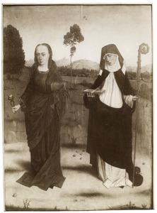 De HH. Agatha en Geertruidis