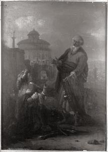 Elia en de weduwe van Sarfat