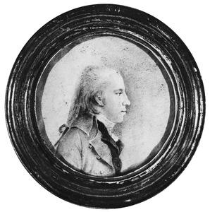 Portret van Assueer Jacob Schimmelpenninck van der Oye (1769-1810)