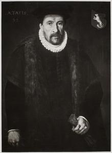 Portret van Cornelis van Beveren (1524-1586)
