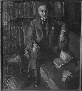 Portret van Hendrik van Borssum Buisman (1873-1951)