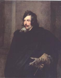 Portret van een man, traditioneel genaamd Marcantonio Doria, Principe d'Angri (?-?)