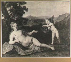 Venus en Cupido