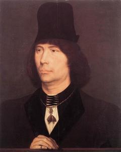 Portret van Antoon van Bourgondië (ca. 1430 - ?)