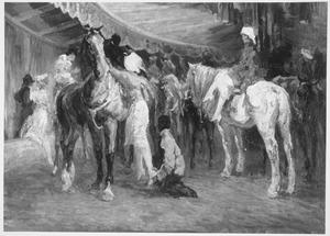 Circuspaarden
