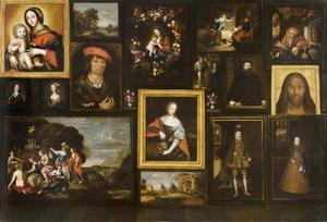 De schilderijencollectie van de graven Bronckhorst-Batenburg te Anholt
