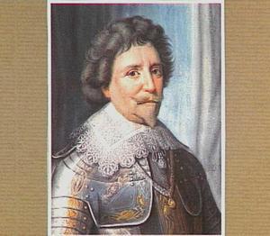 Portret van Frederik Hendrik prins van Oranje (1584-1647)