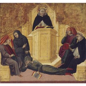 De H. Thomas van Aquino en Averroës