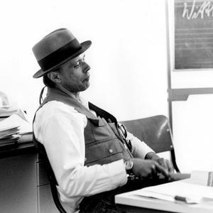 Portret van Joseph Beuys