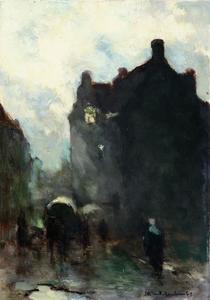 Een straat te Vlissingen