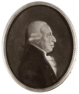 Portret van Johan Jacob van den Brandeler (1723-1801)