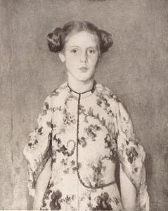 Portret van jkvr. Louise Félicité de Stuers (1911-1934)