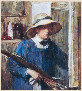 Zelfportret 1918