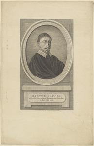Portret van Bartel Jacobs (....-....)