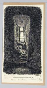 Torenvenster in het kasteel Hoensbroek